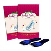 LF377, Uriel, Πέλμα 3/4 κατάλληλο για ψηλό παπούτσι