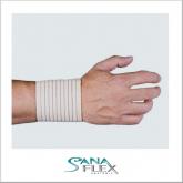 B4101, Sanaflex,  Αυτοκόλλητο περικάρπιο, ελαστικό 7,5 εκ.